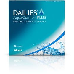 Alcon Dailies aquacomfort plus 90szt.