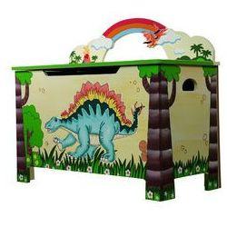 Dinozaury Skrzynia Na Zabawki, kup u jednego z partnerów