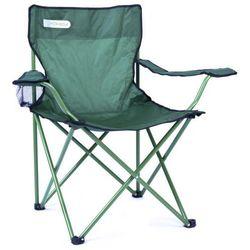 Krzesło rozkładane SPOKEY Angler Zielony (5901180396325)