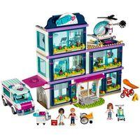 Lego FRIENDS Szpital w heartlake heartlake hospital 41318