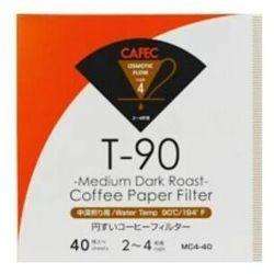 - filtry medium dark roast 02 - 40 szt. marki Cafec