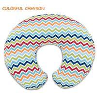 Chicco BOPPY PODUSZKA Bawełniana, Colorful Chevron