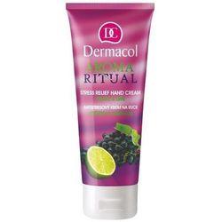 Dermacol Aroma Ritual Hand Cream Grape&Lime 100ml W Krem do rąk z kategorii Kremy do rąk