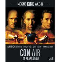 Con Air: Lot skazańców (Mocne Kino Akcji) (Blu-ray)