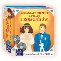 Opowiadania i gry Biblijne - prezent na I Komunię Św. z kategorii Na Pierwszą Komunię dla chłopca