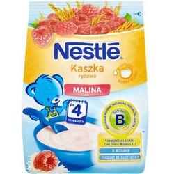 Kaszka ryżowa malina Nestlé po 4 miesiącu 180 g, kup u jednego z partnerów