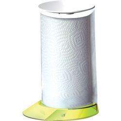 - glamour - stojak na ręczniki papierowe - żółty - żółty marki Casa bugatti
