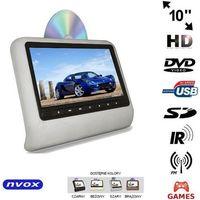 NVOX LED 10' HD z DVD (NVOX DV1017HD GR)