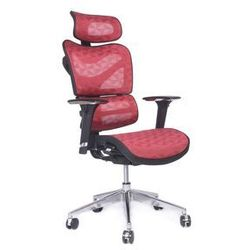 Ergonomiczny fotel biurowy ergo 600 marki Bemondi