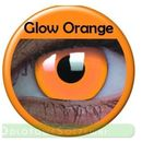 Glow Orange, 2 szt. + Płyn 60ml