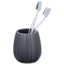 Kubek na szczoteczkę i pastę do zębów, kolor czarny, dekoracja łazienki, pojemnik na szczoteczki, przybory kosmetyczne