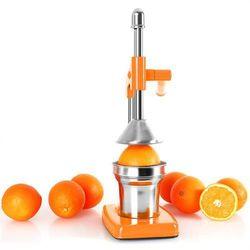 Oneconcept  ecojuicer wyciskarka do cytrusów, pomarańczy, mechanizm dźwigni
