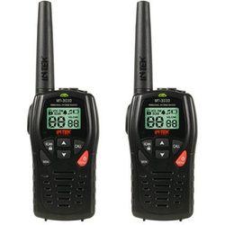 Radiotelefony  mt-3030 - zestaw 2szt., marki Intek