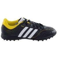 Buty piłkarskie adidas 11 QUESTRA TRX TF Q23869 czarno-żółte