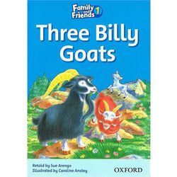 Family and Friends Readers 1: Three Billy Goats