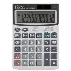 Kalkulator Vector CD-2442T - Super Ceny - Kody Rabatowe - Autoryzowana dystrybucja - Szybka dostawa - Hurt - Wyceny, KLKVEC-2442