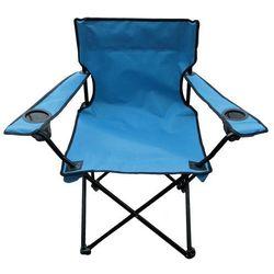 Krzesełko wędkarskie Oxford, niebieski - produkt z kategorii- krzesełka wędkarskie