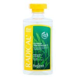 radical dry & brittle hair szampon do przywrócenia naturalnej struktury włosa od producenta Farmona