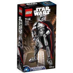 Lego Star Wars Captain Phasma 75118, klocki do zabawy