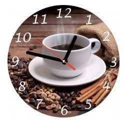 Zegar ścienny Kawa