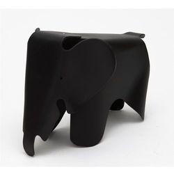 Słonik dekoracyjny - czarny