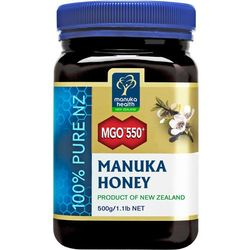 Miód Manuka MGO™ 550+ 500 g