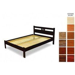 łóżko drewniane saba 140 x 200 marki Frankhauer