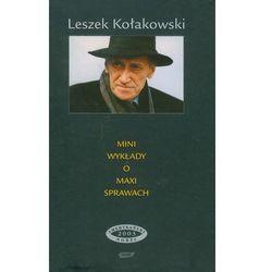 Mini wykłady o Maxi sprawach (ISBN 9788324003785)