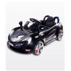 Toyz Aero Samochód na akumulator black (dziecięcy pojazd elektryczny)