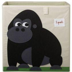 Pudełko na zabawki - goryl - sprawdź w wybranym sklepie