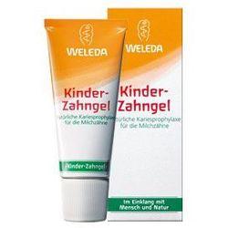 Żel do Mycia Zębów dla Dzieci bez Fluoru, 75ml Weleda - produkt z kategorii- Pozostałe kosmetyki