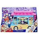 Hasbro My little pony eg mini zestaw sushi truck sunset shimmer -