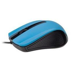 Mysz Gembird, czarno-niebieska MUS-101-B/ DARMOWY TRANSPORT DLA ZAMÓWIEŃ OD 99 zł - produkt z kategorii- Myszy, trackballe i wskaźniki