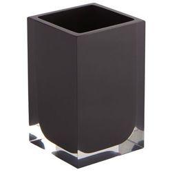 Kubek łazienkowy capraia czarny marki Cooke&lewis