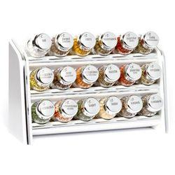 półka z przyprawami 18-el biała połysk 5904006098199 marki Gald