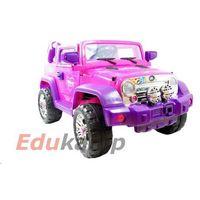 Masywny mega mocny suv reback strong 2 z pil/235m pojazdy na akumulator dla dzieci marki Import super-toys