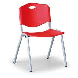 Krzesło kuchenne HANDY, czerwony