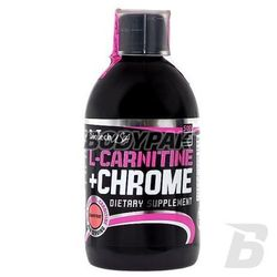Biotech usa Biotech l-carnitine + chrome - 500ml