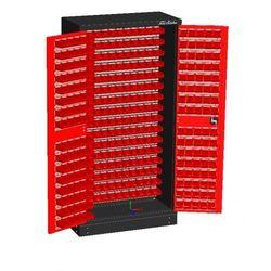 Fastservice Szafa warsztatowa z 381 pojemnikami