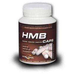 hmb 500 mg - 100 kaps wyprodukowany przez Vitalmax