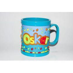 Kubek imienny dla dziecka, Oskar - oferta [b593eb081162a75a]