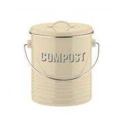 TYP- Kompostownik 3l, kremowy, Vintage Kitchen, 1400.551