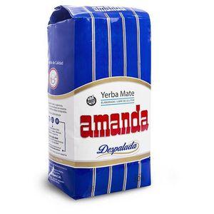 Yerba mate Amanda despalada 500g - 500g