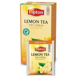 Czarna aromatyzowana herbata Lipton Classic Lemon 25 kopert (8722700589877)