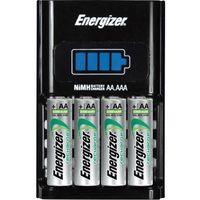 Energizer Ładowarka do akumulatorów aaa, aa  ch1hr3, nimh, z zestawem akumulatorów (7638900315110)