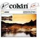 Cokin P662 połówkowy pomarańczowy 1 systemu Cokin P