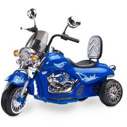 Toyz Rebel motocykl na akumulator blue (dziecięcy pojazd elektryczny)