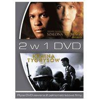 2 w 1 Szalona odwaga / Kraina tygrysów (DVD) - Joel Schumacher, Edward Zwick (5903570148613)