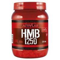 hmb 1250 xxl tabs - 230tabs marki Activlab