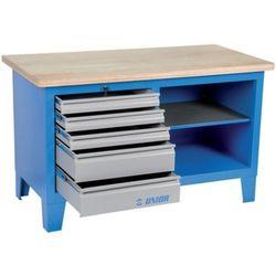Stół warsztatowy  1500x750x925 + darmowy transport! marki Unior